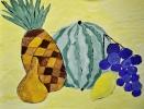 Необыкновенные натюрморты из овощей и фруктов