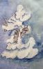 Иллюстрация к стихам Агнии Барто