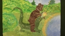 Рисунки Редкозубовой Насти
